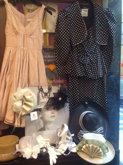 This photo is one of our op shops