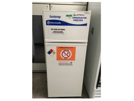 Fisher Scientific R134A Flammable Freezer