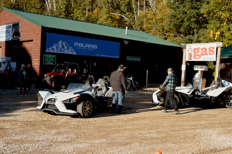 Slingshots-and-guests-gearing-up-for-a-rental
