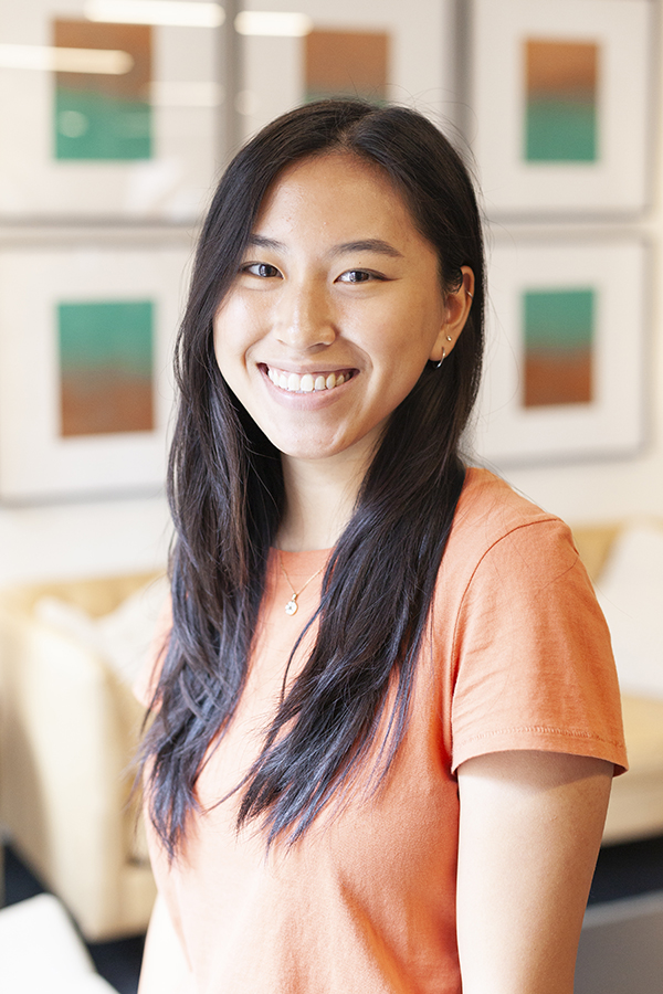 Caitlin Wang Headshot