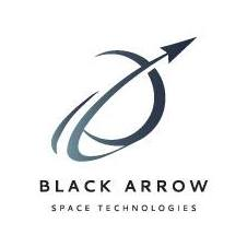 Black Arrow logo