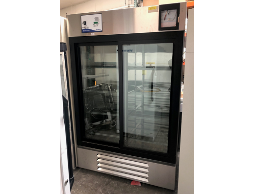 Fisher Scientific MR45SSGAREFS Glass Door Lab Refrigerator