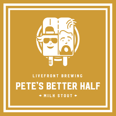 Pete's Better Half Label