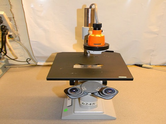Zeiss 4712 03 INVERTED MICROSCOPE
