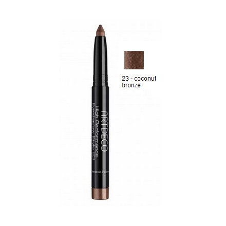 High performance eyeshadow stylo 23 (brown coconut)