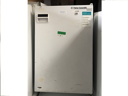 Fisher Scientific F2005GA14 Lab Freezer