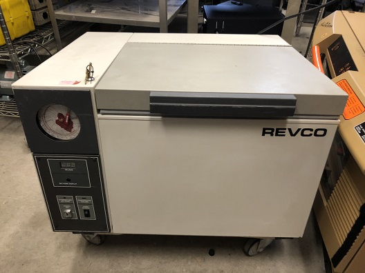 Revco ULT185-5-A12 -80 Chest Freezer