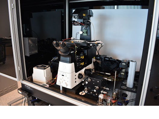 Nikon Eclipse Ti2-E Inverted Phase Contrast Fluorescent Microscope