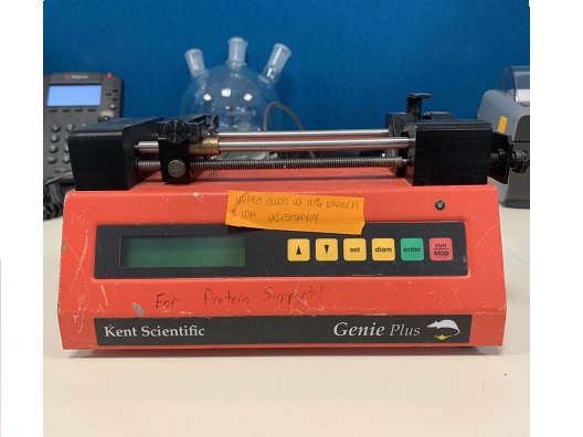 Kent Scientific Genie Plus Syringe Pump