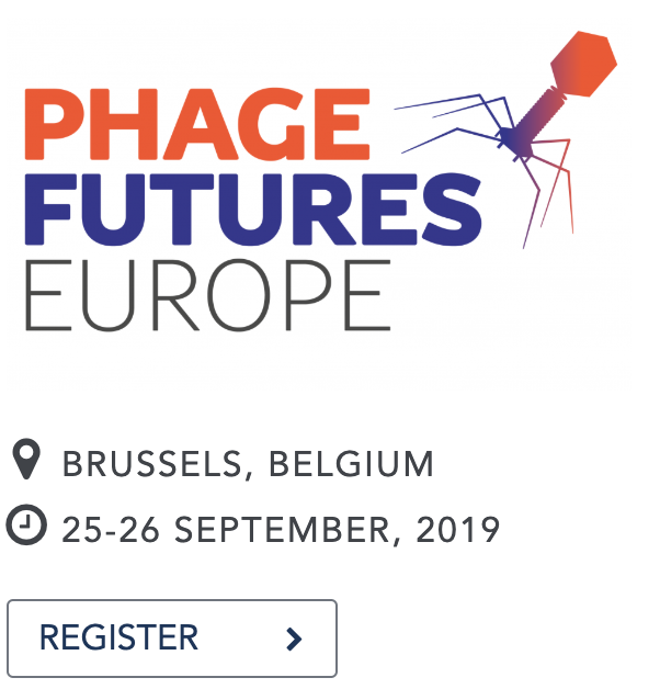 Phage Futures 2019 details