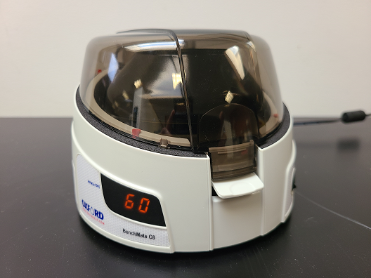 BenchMate C8 Microcentrifuge