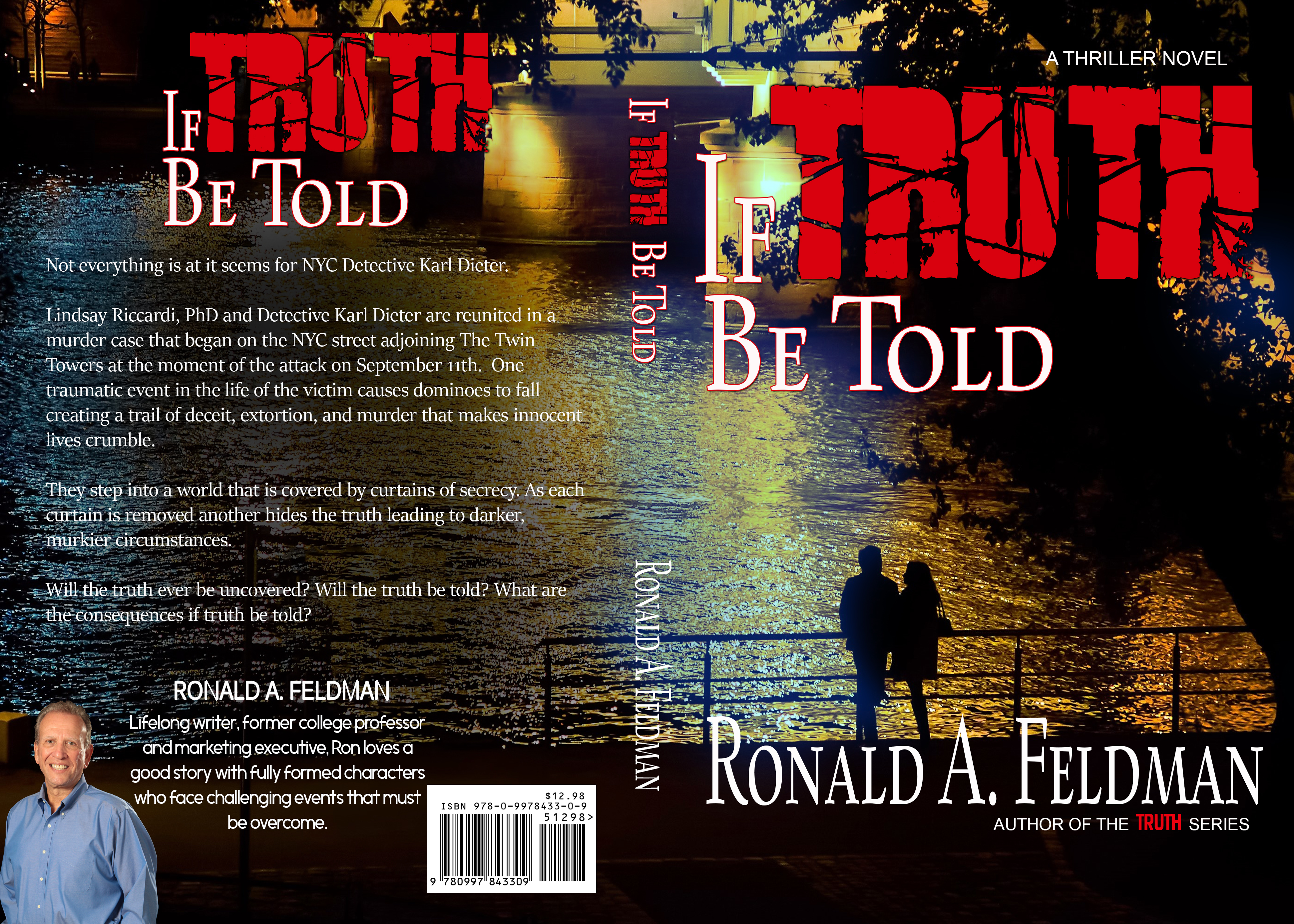 TaleFlick Marketplace | If Truth Be Told- a thriller by