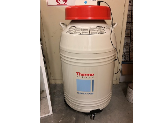 Thermo Scientific Locator 8 Plus Liquid Nitrogen Dewar