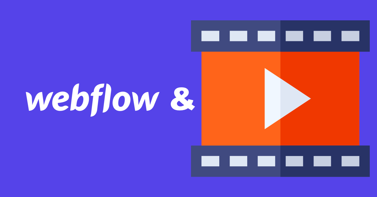 How to build an online movie course platform with Webflow, Airtable and Mongo