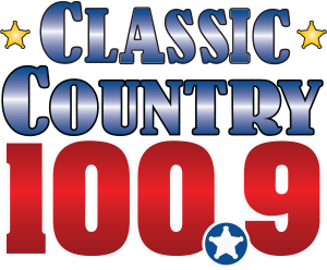 Classic Country 100.9 logo