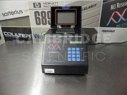 MJ Research PTC-100 PCR / Thermal Cyclers