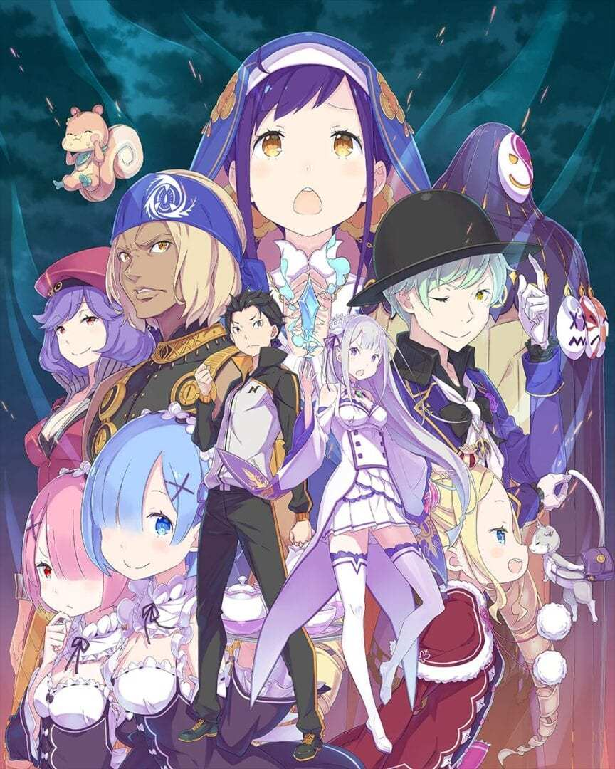 Re:Zero -Starting Life in Another World - The Prophecy of the Throne