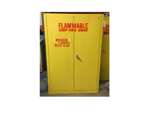 Eagle 4510 Flammable Safety Cabinet Flammable Liquid Storage Cabinet