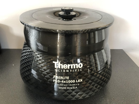 Thermo Scientific Fiberlite F10-4 x 1000 LEX Rotor