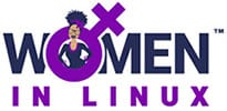 Logo of Women in Linux