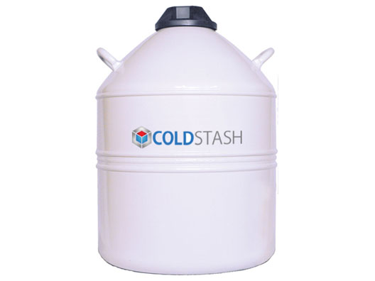 ColdStash CSD 47/127F Cryo Storage Tank