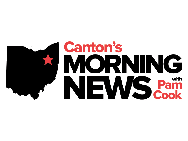 Canton's Morning News with Pam Cook logo