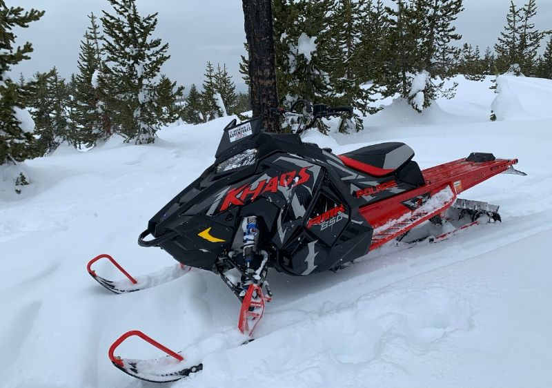Polaris-RMK-snowmobile