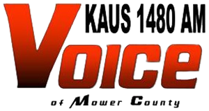 The Voice of Mower County logo