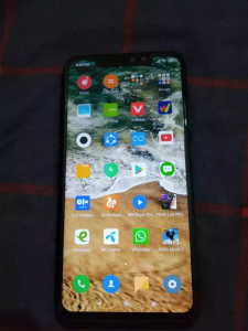 Redmi Not 6 Pro Front