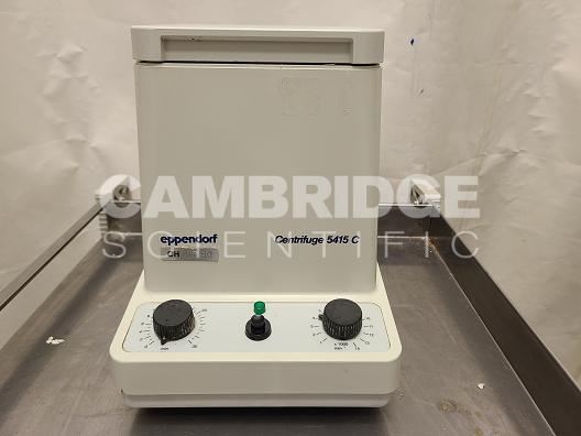 Eppendorf 5415 C Microcentrifuge