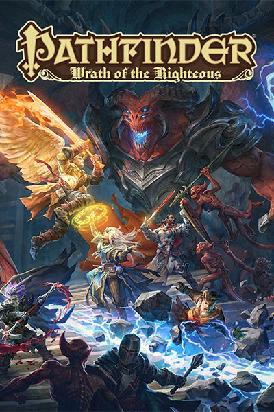 Pathfinder : Wrath of the Righteous