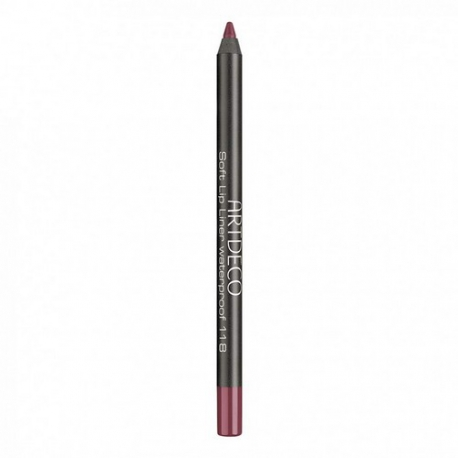 Soft lip liner waterproff 118 (garnet red)