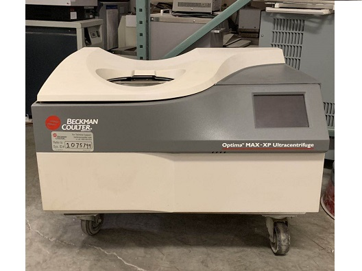 Beckman Coulter Optima Max-XP Benchtop Centrifuge