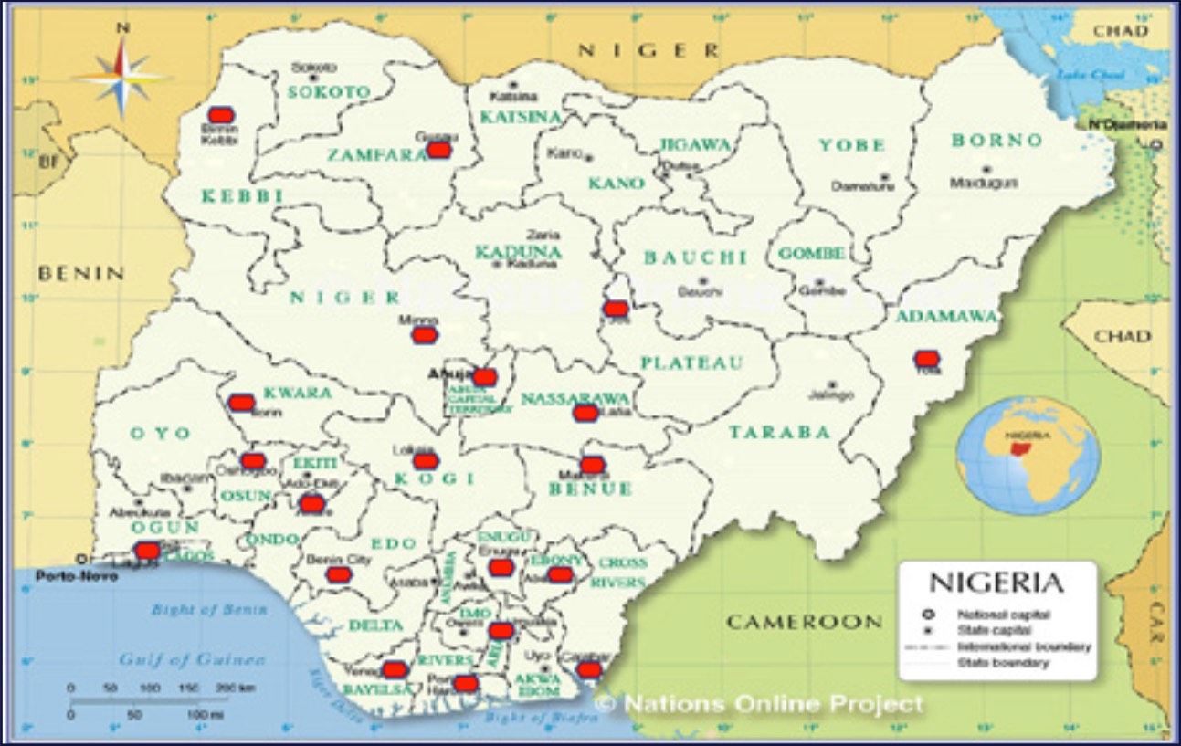 Nigeria State Level Public Health Emergency Operations Centers Case Study