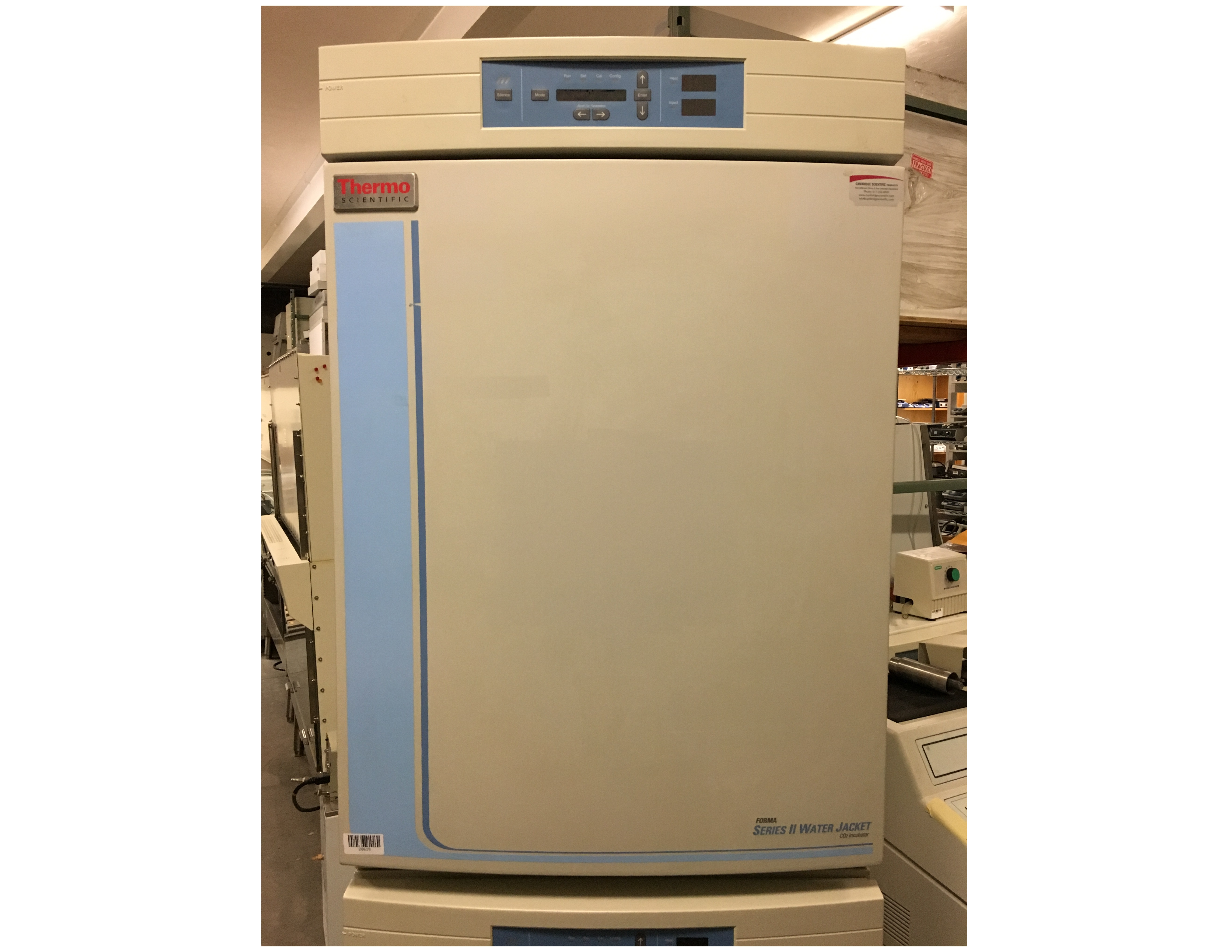 Thermo Scientific 3110 CO2 Water Jacketed Incubator