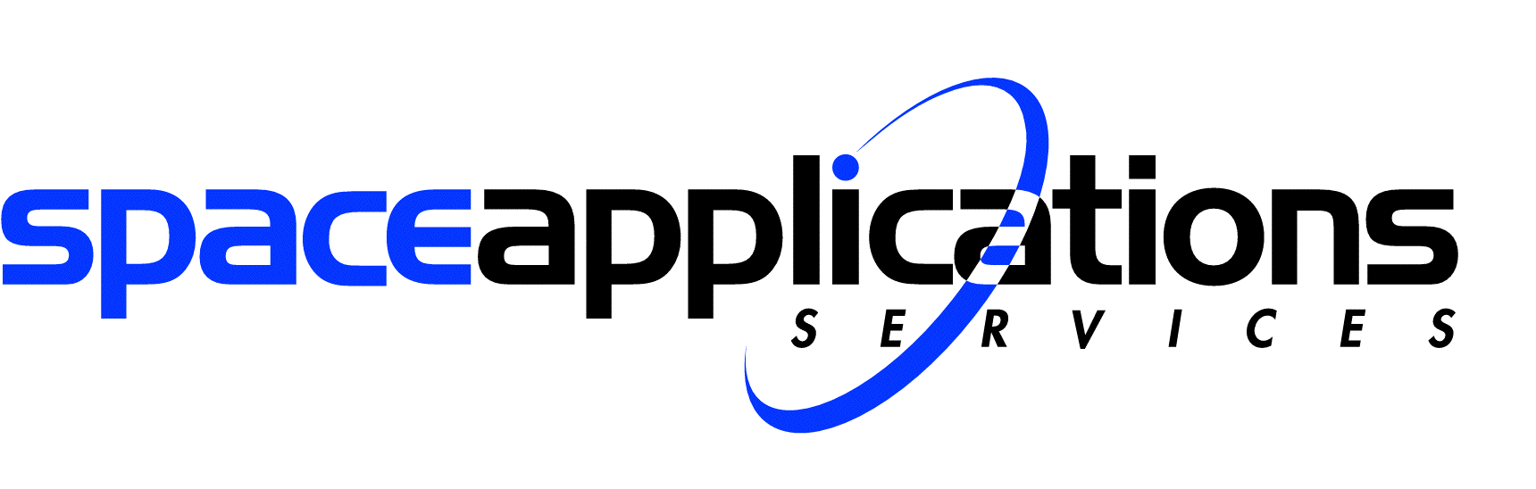 Space Applications Services logo