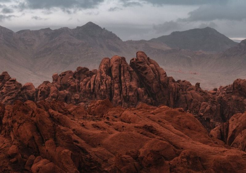 red-rock-in-the-Valley-of-fire