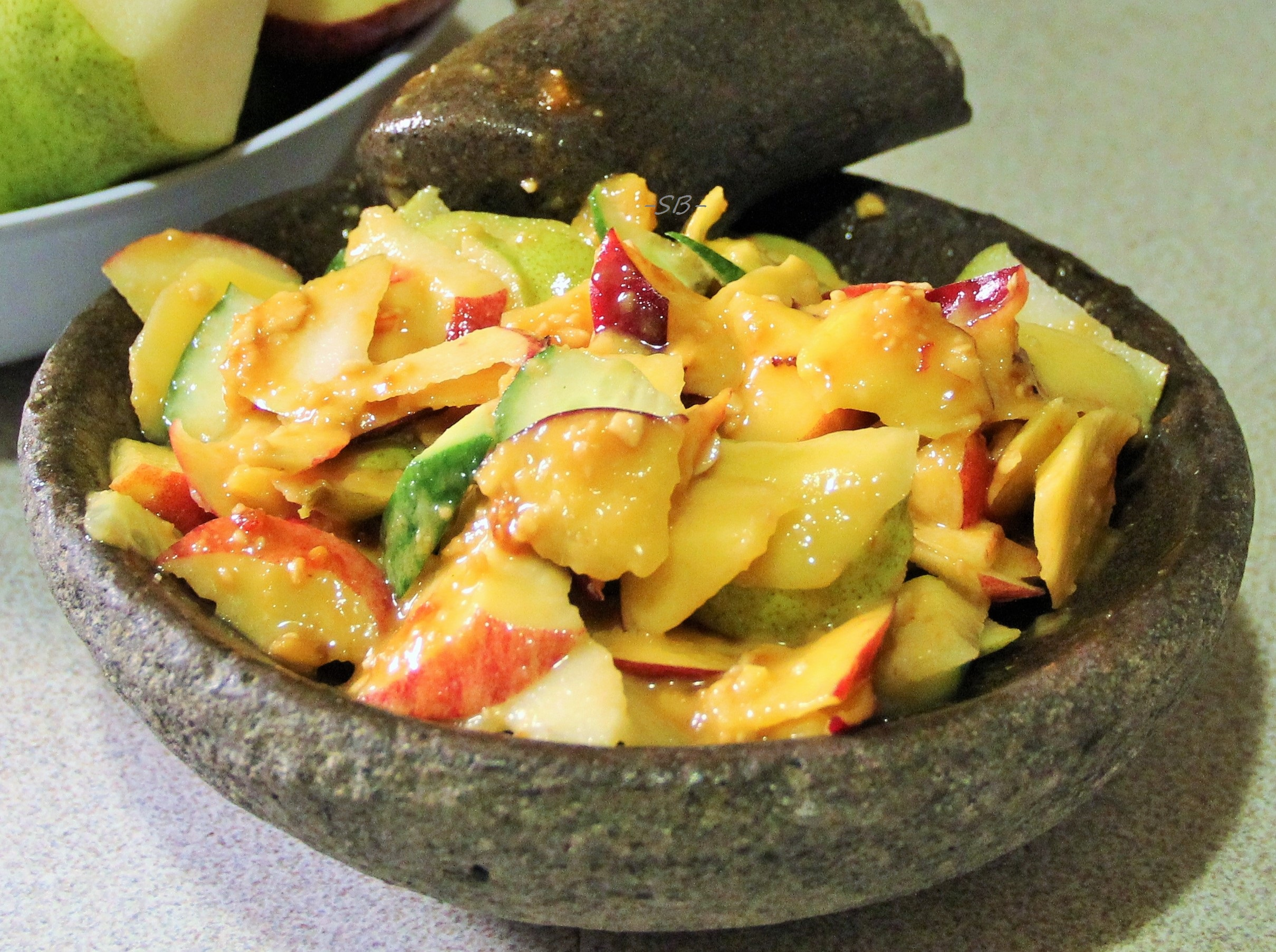 Thai Spicy Fruit Salad