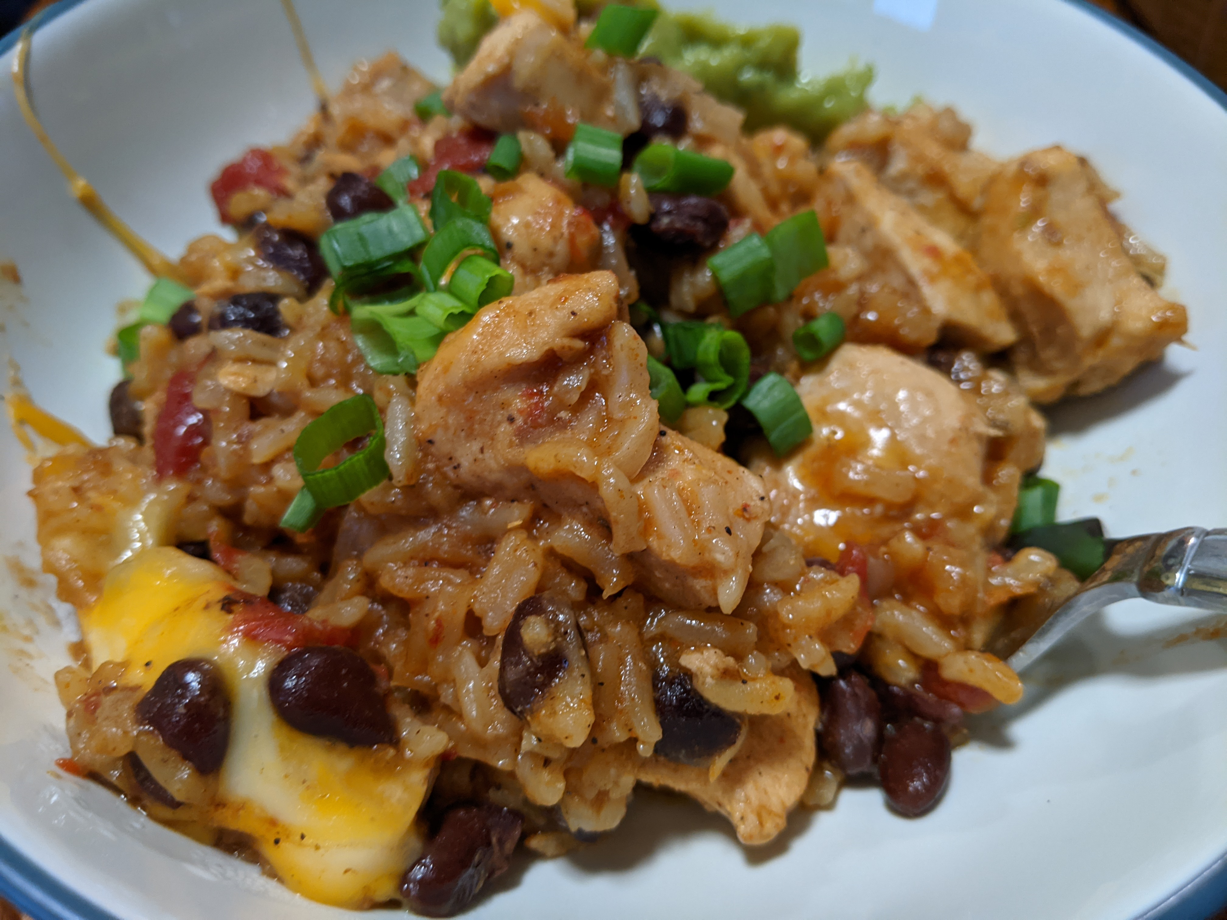 Image of Baked Southwest Chicken