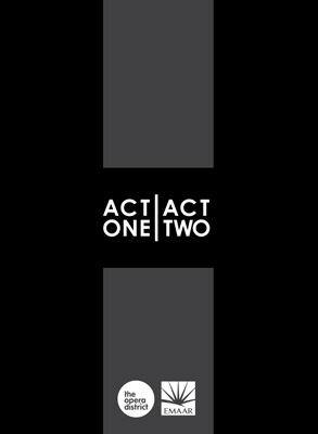 Act One Act Two