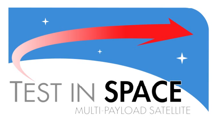 Test in Space logo
