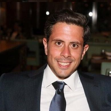 a photo of crypto expert reviewer Saifedean Ammous
