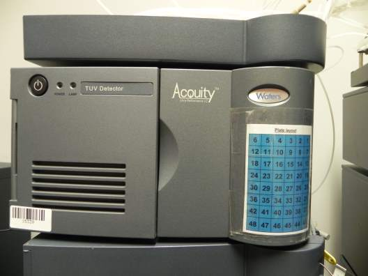 Waters Acquity TUV Detector UPLC TUV Detector