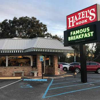 Hazel S Nook 120 East Fort Morgan Road Gulf Ss Al 36542