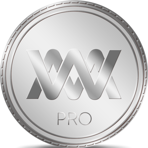 Word of Mouth Pro ICO logo