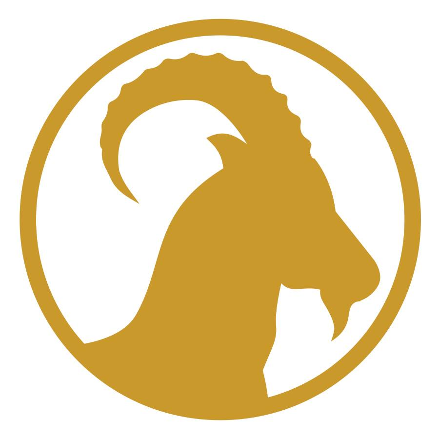 Gilded Goat Brewing Company logo