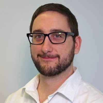 a photo of crypto expert reviewer Josh Olszewicz