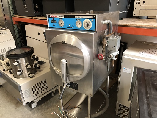 Market Forge STM-EL Stand Alone Autoclave