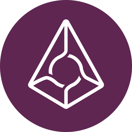 expert reviewed cryptocurrency Augur logo