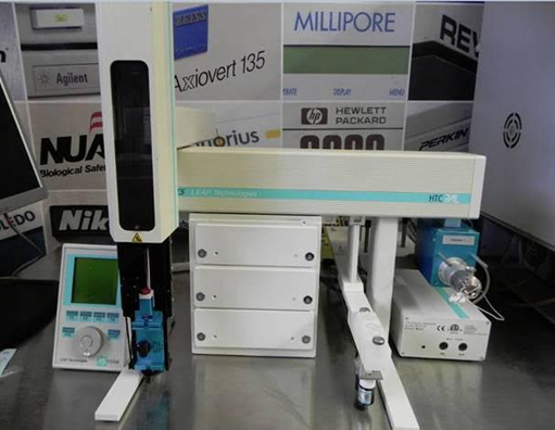 Leap Technologies CTC Analytics HPLC Well Plate Autosampler